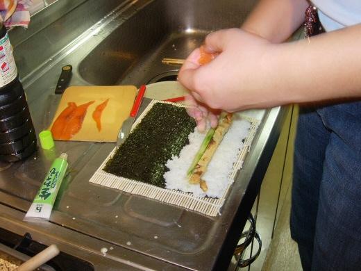 sushi making 2