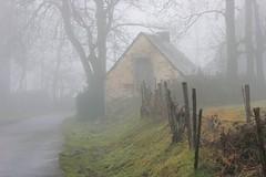Le fournil, Briffons, un Week-End brumeux photo by photostudio63 photographe clermont ferrand