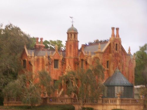 Haunted Mansion - Magic Kingdom - Walt Disney World