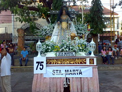 Sta Marta, Baliuag Holy Week Procession photo by Paul D Possum