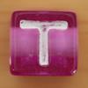 Bead Letter T
