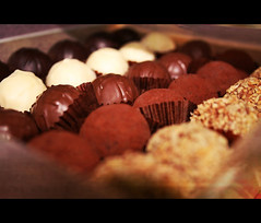 ~{ Life is like a box of chocolates -- you never know what you're going to get }~ photo by [Alreem]