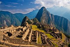Machu Picchu, Peru photo by szeke