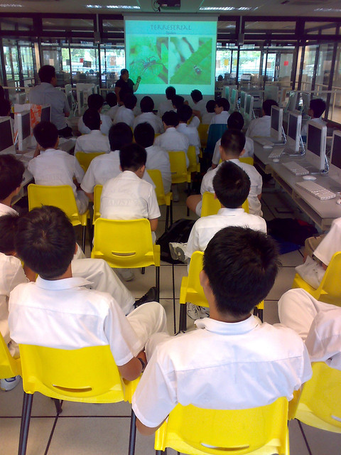 IYOR Talk, Maris Stella High School | Flickr - Photo Sharing!