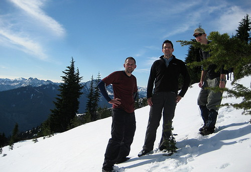 aiddy, chris, martin, tree, snow & sky