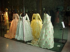 Dresses from Marie Antoinette photo by Truus, Bob & Jan too!