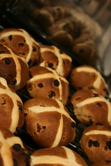 TIm's Hot Cross Buns