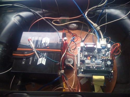 PC Kofferraum