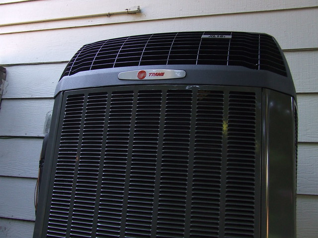 Heat pumps use a system of moving warm air to either the inside or the outside of your home depending on the time of year. Heat pumps do not generate heat like a