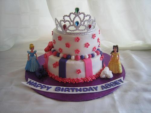 disney princess jasmine cakes. Disney Princess Birthday Cake