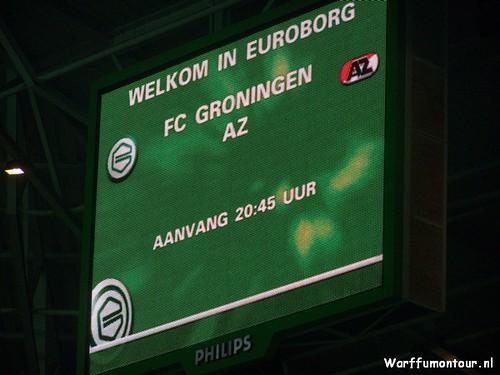 4063953720 6eb86fab54 FC Groningen – AZ 0 1, 31 oktober 2009