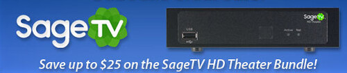 SageTV Coupon