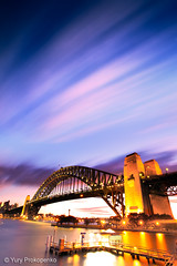 Sydney Harbour Bridge photo by -yury-