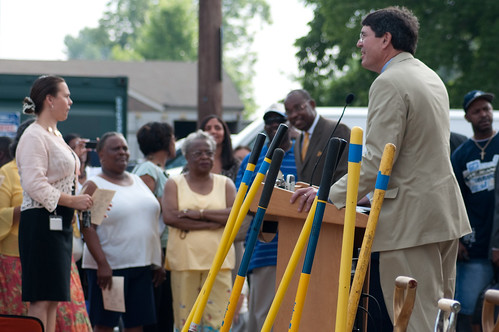 lyric theatre groundbreaking