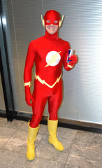 The Flash - Dragoncon 2009 photo by helix90