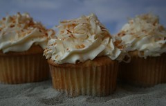 Pina Colada Cupcakes photo by sweettoothcupcakes