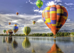 "Colorado Balloon Classic - ""Dream II"" photo by iceman9294"
