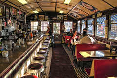 Miss Woo Diner inside photo by Muffet