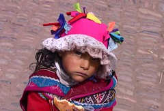 PERU - Pisac - Eine ganz Süße - riskiert einen Blick , 103 photo by roba66 (in hospital)