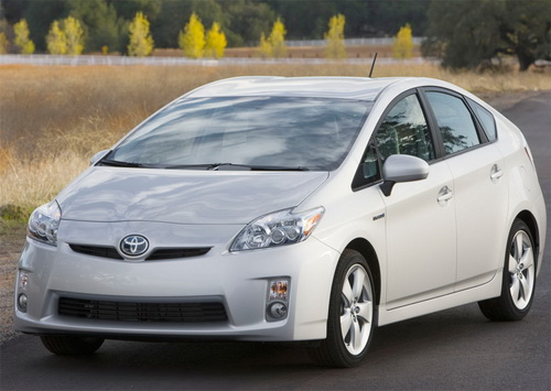 2010 Toyota Prius Third Generation Hybrid Car