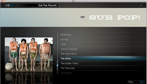 Sub Pop Plugin for Plex
