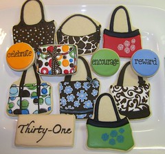 Thirty-one brand purse designs photo by Polka-dot Zebra