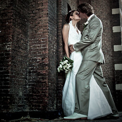 Wedding / Trouwreportage / Bruiloft photo by ♥siebe ©