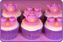 Princess Tea Party Cupcakes photo by Natty-Cakes (Natalie)