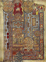 Book of Kells sample ...