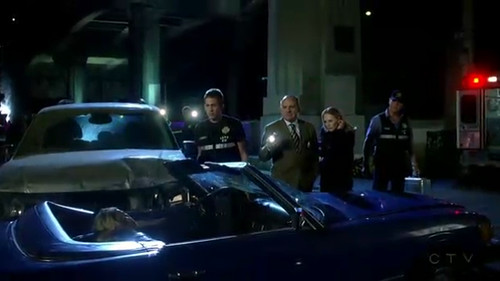 CSI-10x01-Nick-Jim-Brass-Catherine-Greg-acidente-Olivia