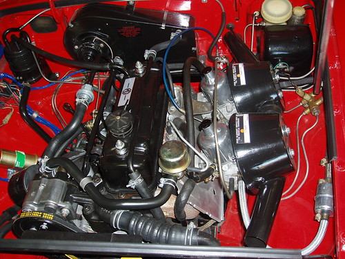 76 mgb engine diagram image 2