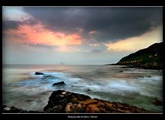 2007‧May - Keelung Islet at Dawn, Taiwan photo by *Yueh-Hua 2015