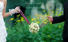 happy wedding photo by TA.D