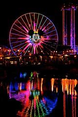 Disneyland Aug 2009 - Mickey's Fun Wheel photo by PeterPanFan