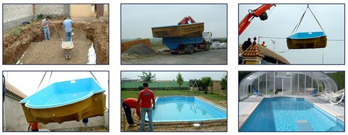 proceso instalacion piscinas prefabricada