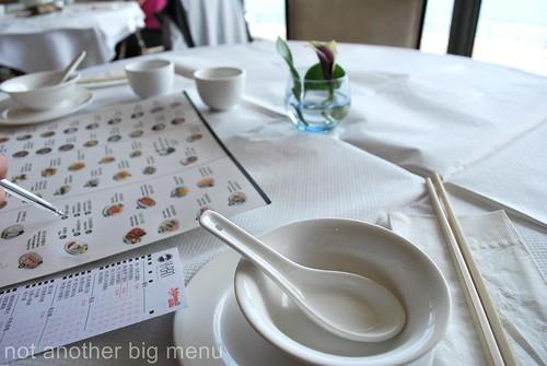 Yi-Ban Restaurant - table