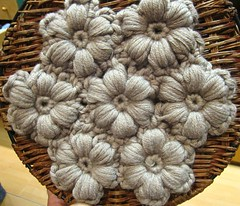 Crochet Art in wool photo by sifis