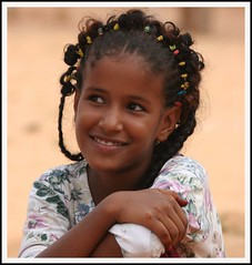 Mauritanian Beauty photo by Ferdinand Reus