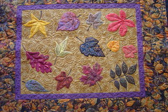 Autumn leaves photo by Jessica's Quilting Studio