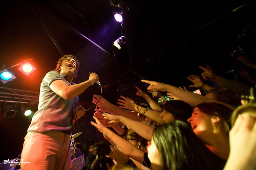 Friendly Fires @ Amplifier Bar, Perth
