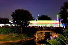 Wall of light photo by Ben Hewitt