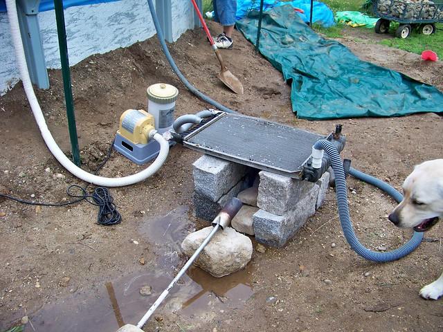 Rubert and work popular homemade wood water heater - Homemade swimming pool heat exchanger ...