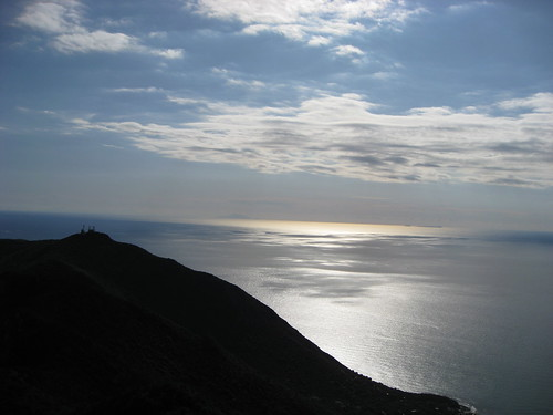 vista dalla Punta di Circe