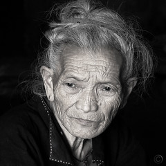 Generations -- Hmong Great Grandmother by NaPix -- Hmong Life