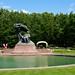 Frederic Chopin Monument, Royal Baths Park, Warsaw, Poland