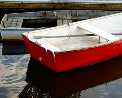 RED SKIFF photo by ginny engleman kuhn