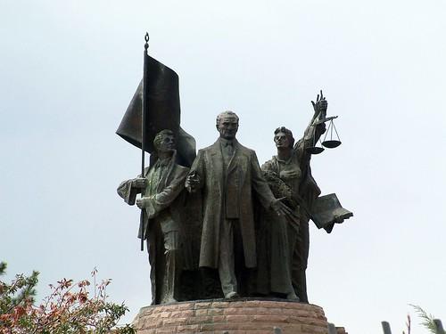 080407018f Ankara - Atatürk Anıtı