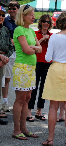 WASP Fashion: Bright Colors, Lilly Pulitzer