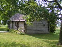 Laura  Ingalls Wilder Birthplace photo by Library Grandma