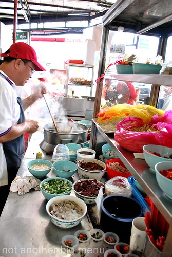 Restoran O&S, Paramount Gardens fishball noodle stall